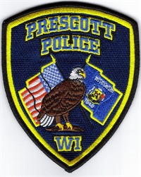 Prescott Police Department Patch